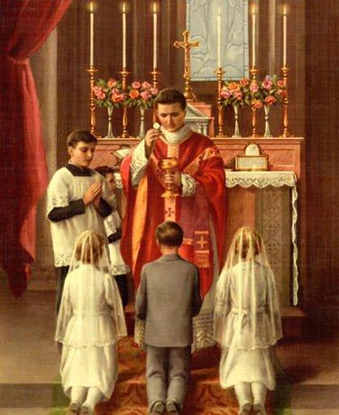 Latin English Mass Missal